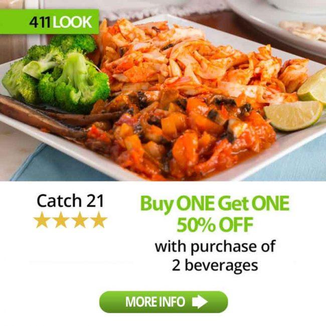 Catch 21