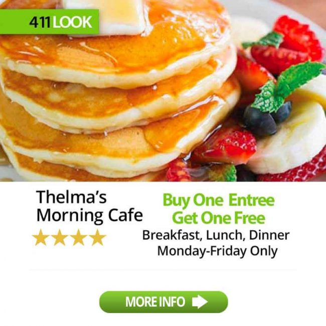 Thelma's Morning Cafe