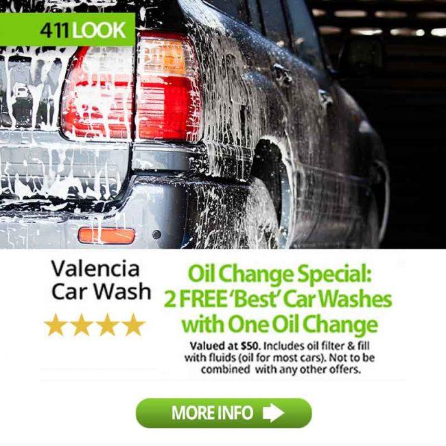 Valencia Car Wash