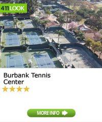 Burbank Tennis Center