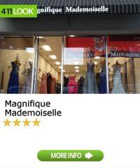 Magnifique Mademoiselle